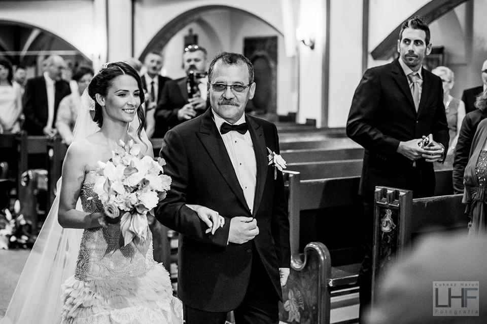 ślub w kościele w szczecinku