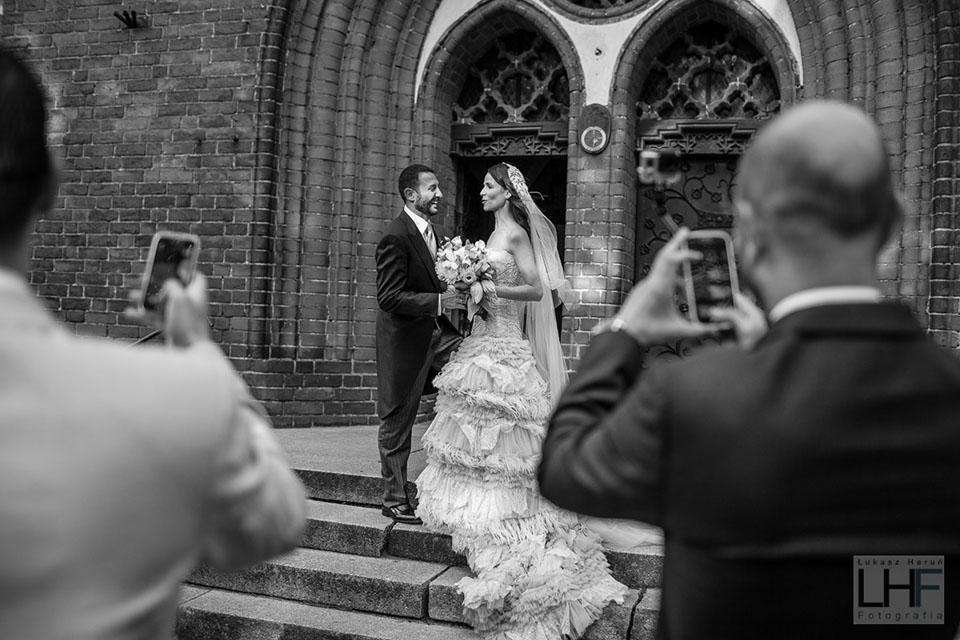 fotografia ślubna tworzona z pasją
