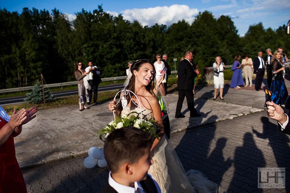 reportaż z wesela w strzekęcinie