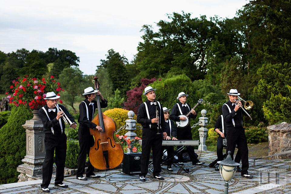 orkiestra jazzowa na wesele