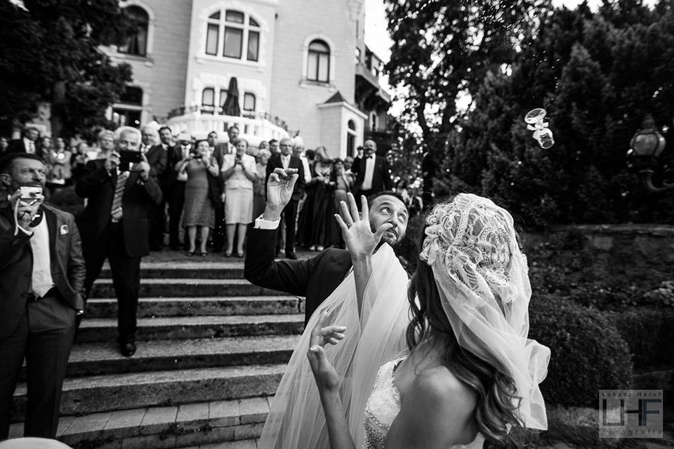 Tradycje podczas wesela