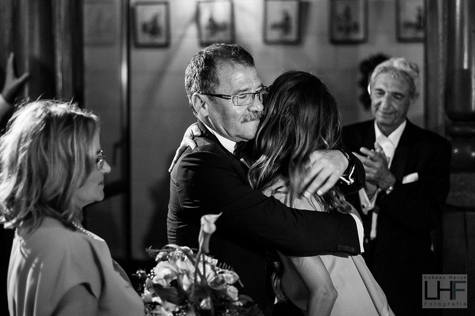 fotografia ślubna z emocjami