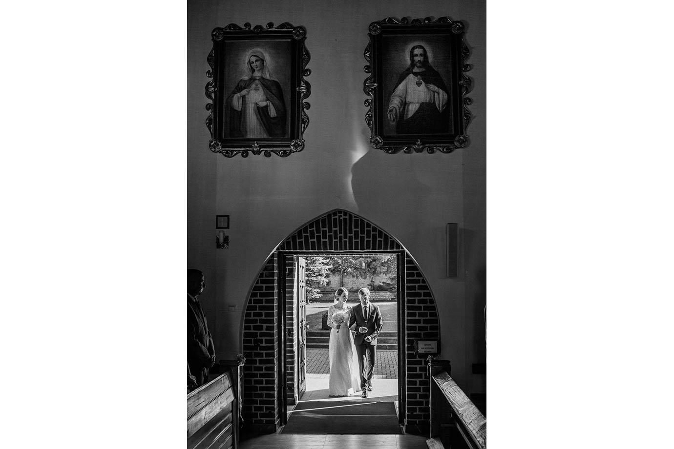 reportaż ze ślubu w barlinku