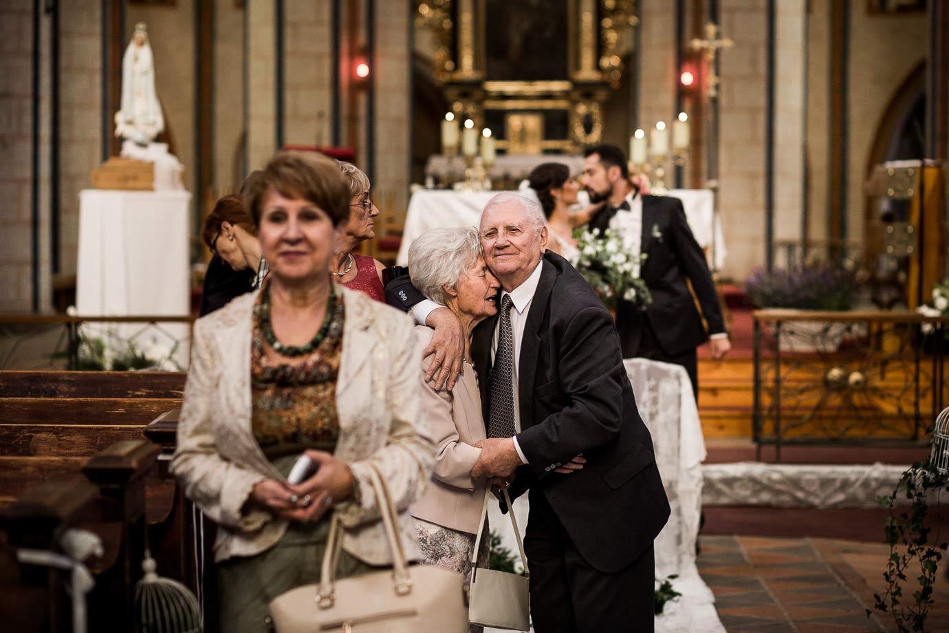 wzruszająca fotografia ślubna