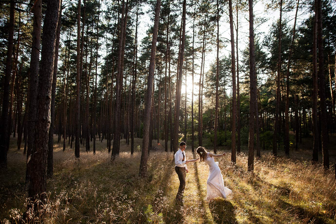 sesja ślubna blisko szczecina