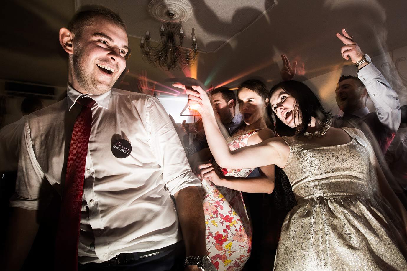 wesele w dworek bukowy park