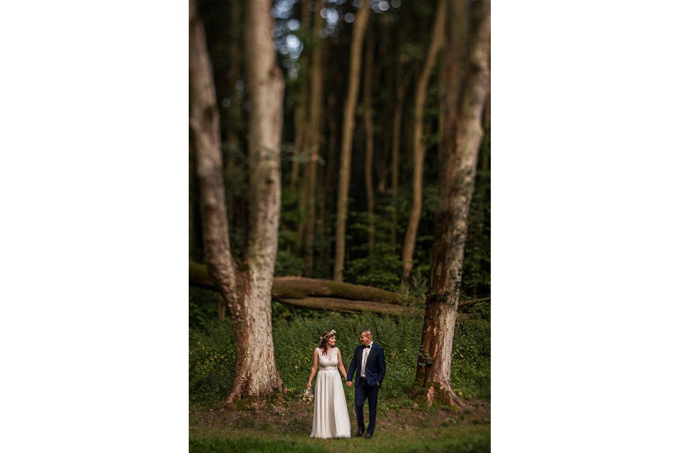 sesja ślubna w dolinie miłości