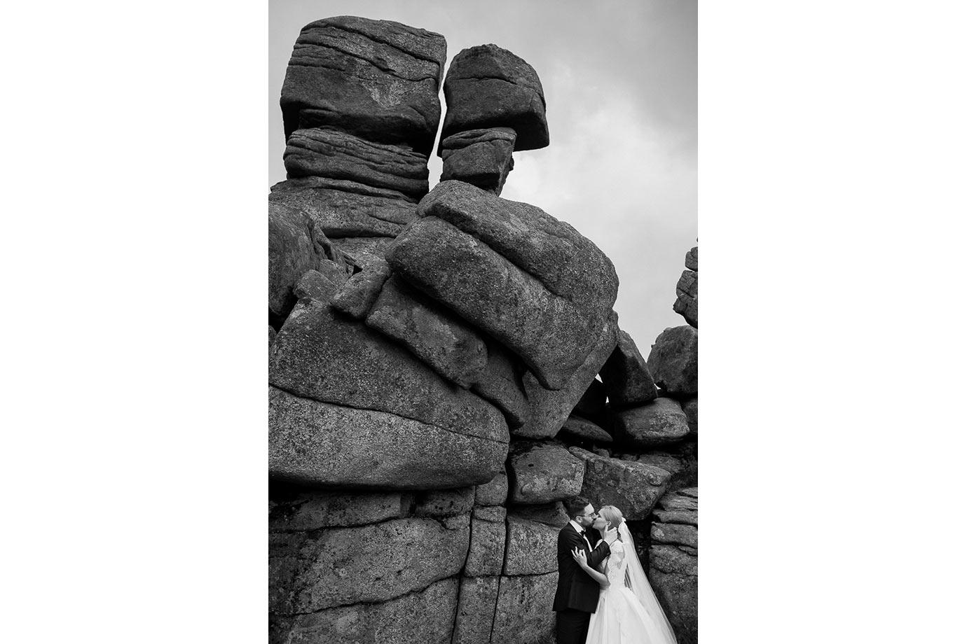 fotografia sśubna w skałach