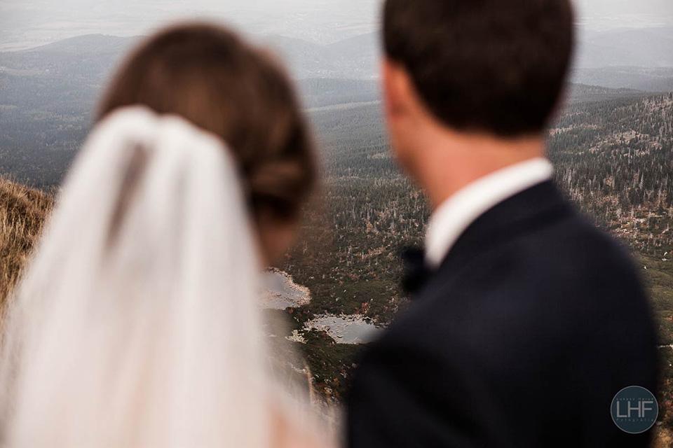 sesja ślubna w polskich górach
