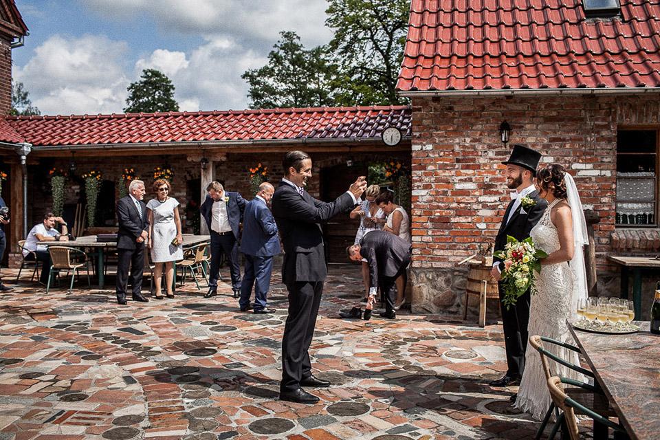 wieloplanowy reportaż śluby