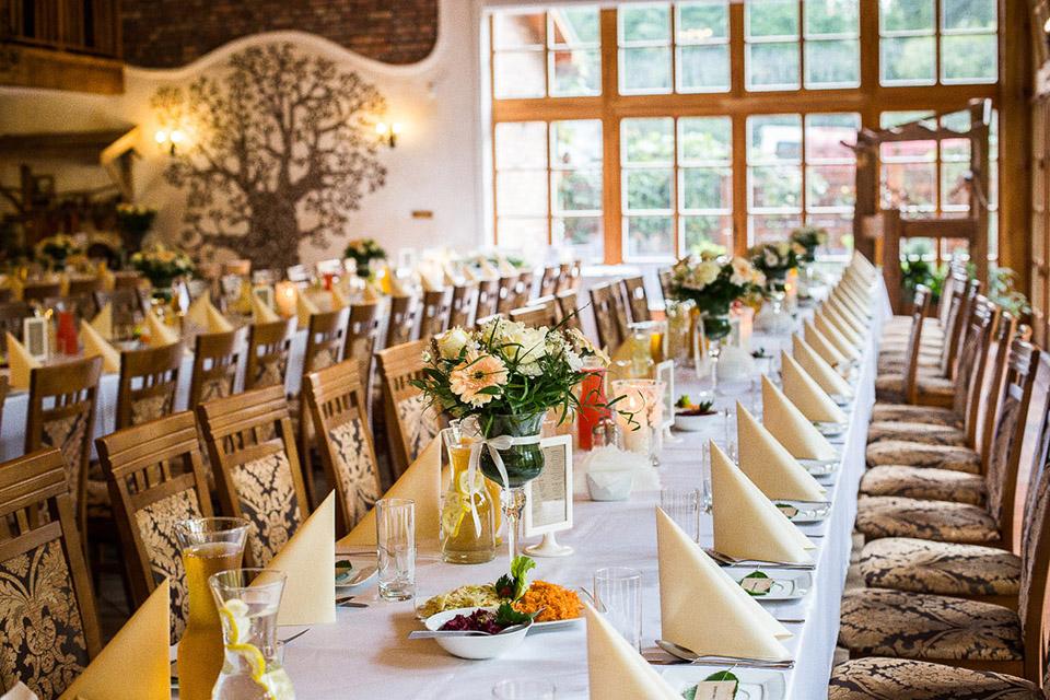 dekoracje na weselu