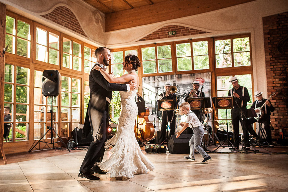 pierwszy taniec młyn nad starą regą