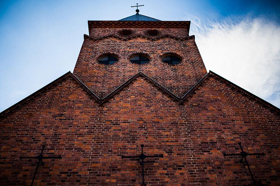 kościół w barlinku
