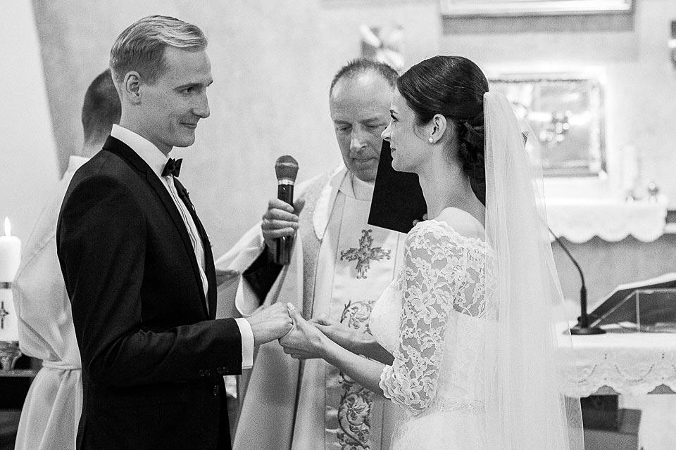 najwazniejsze momenty podczas ślubu