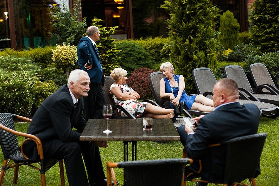 reportaż ze ślubu i wesela w barlinku
