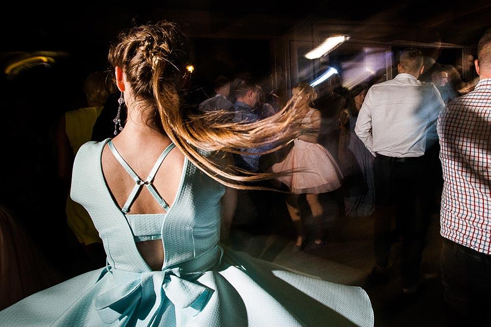 tańce podczas wesela