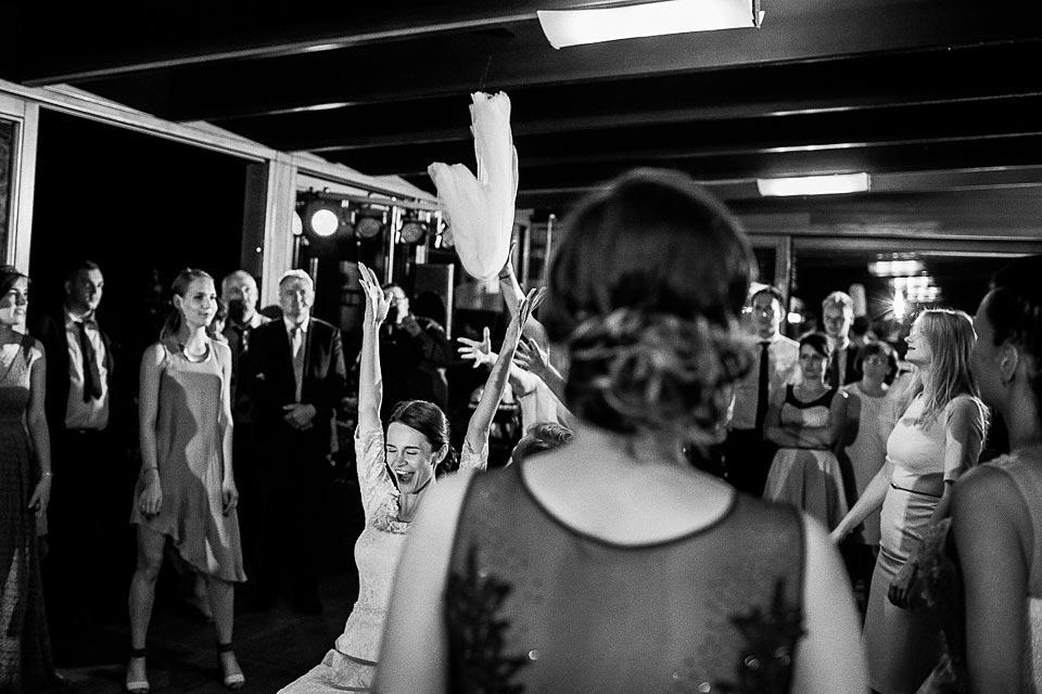 oczepiny podczas wesela