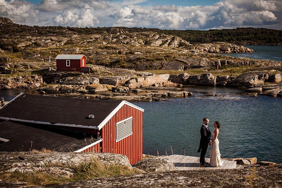 krajobraz szwecji na zdjeciach