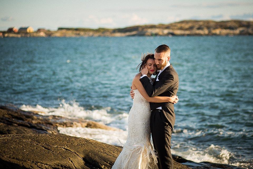 zdjęcie ślubne w szwecji