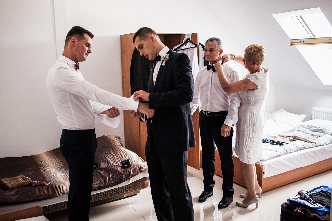 reportaz ze ślubu w świdwinie