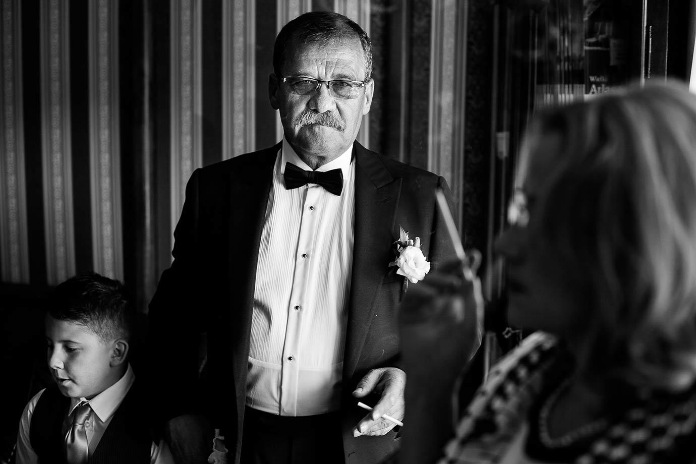 Reportaz ze ślubu w bursztynowym pałacu