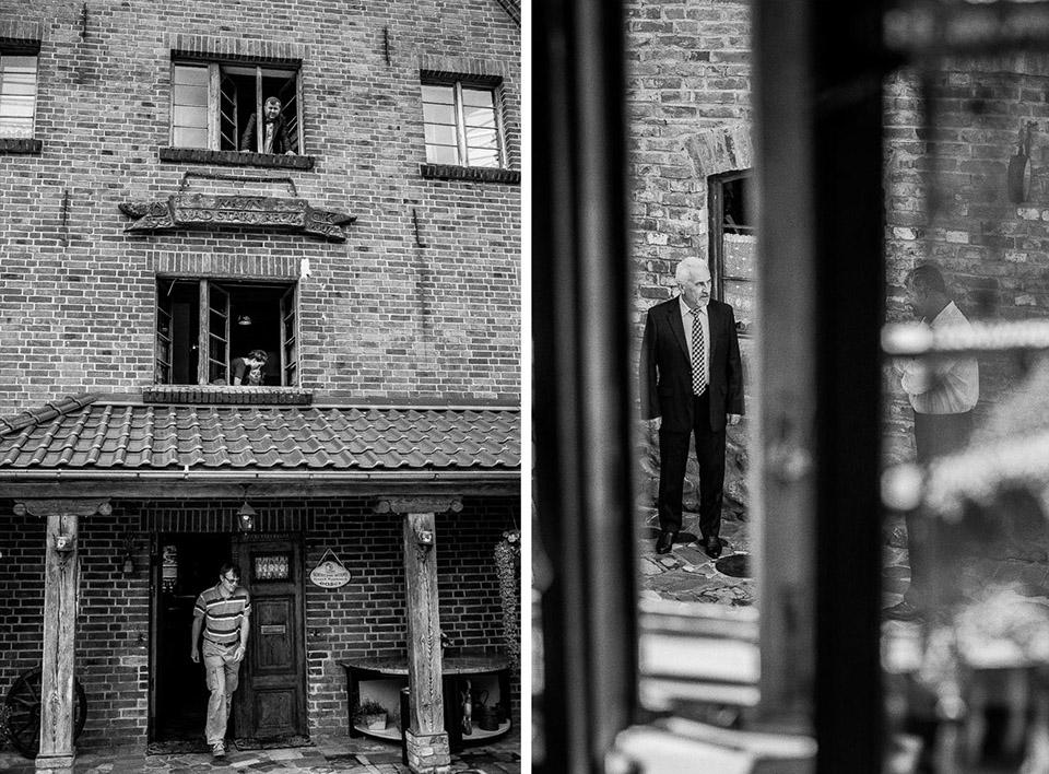 fotografia ślubna młyn na starą regą