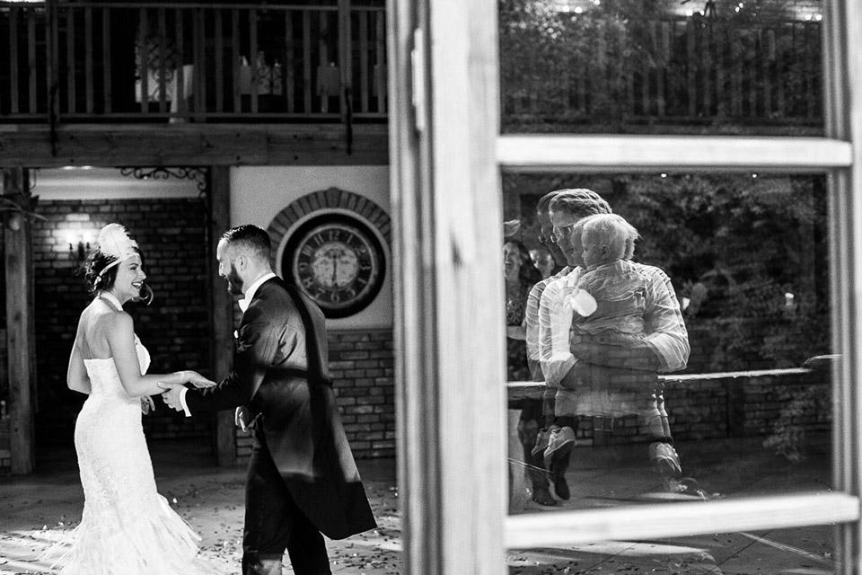 lata dwudzieste na weselu