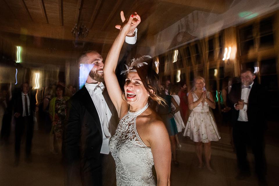 tańce na weselu przy dobrej muzyce