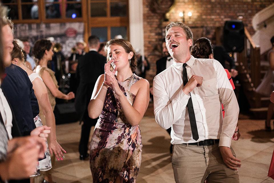 jazzowo na weselu