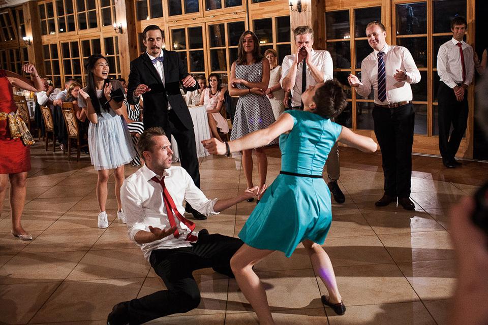 wesele w Młynie nad Starą Regą