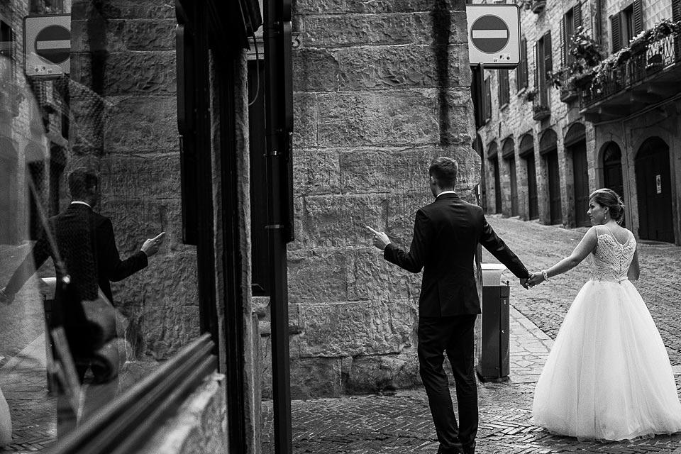 kreatywny fotograf ślubny