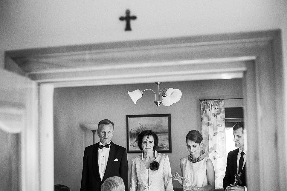 błogosławieństwo ślubne. Fotografia ślubna barlinek
