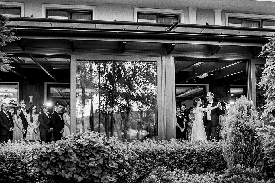 pierwszy taniec ślubny. fotografia ślubna barlinek