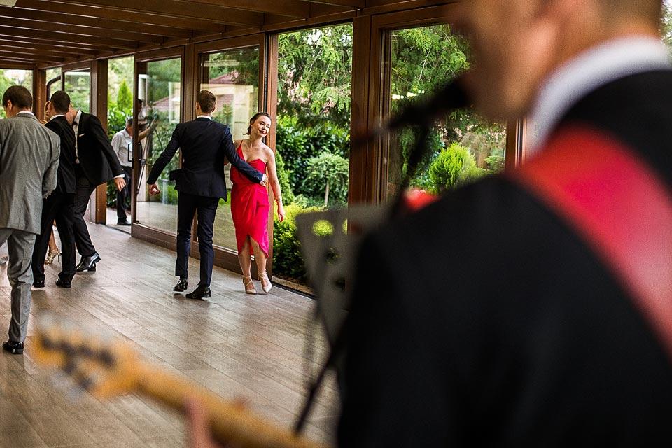 przyjęcie weselne w hotelu barlinek