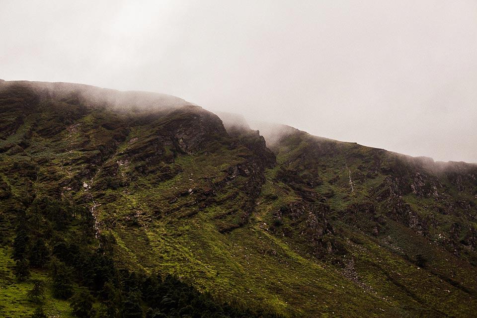 sesja ślubna w górach irlandzkich