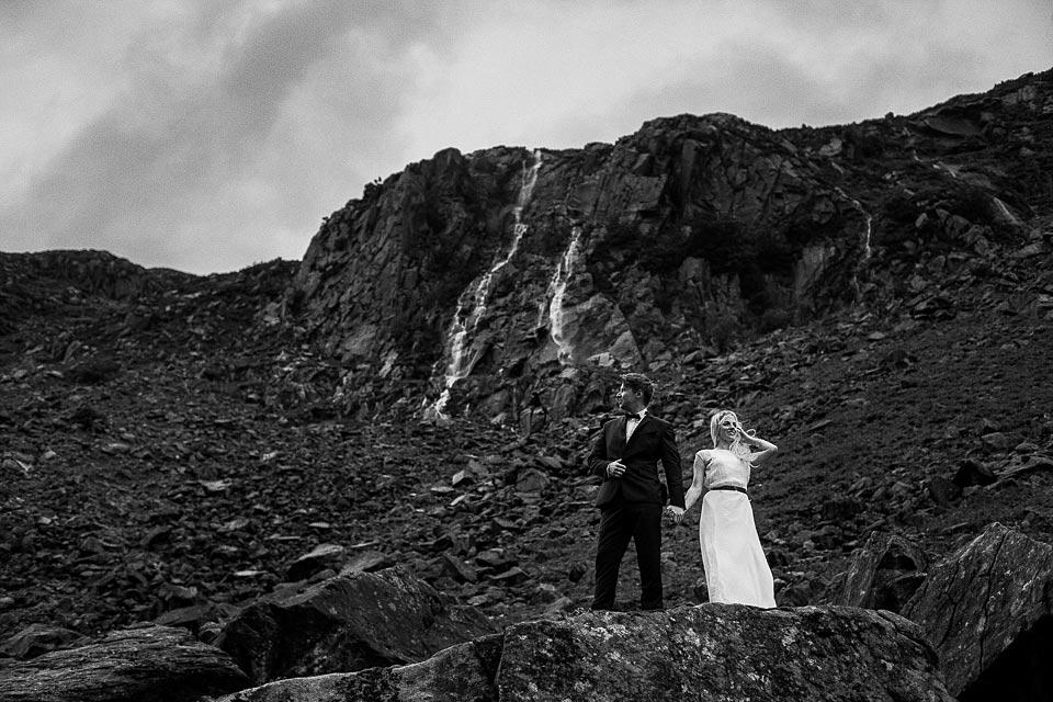 wodospad w irlandii