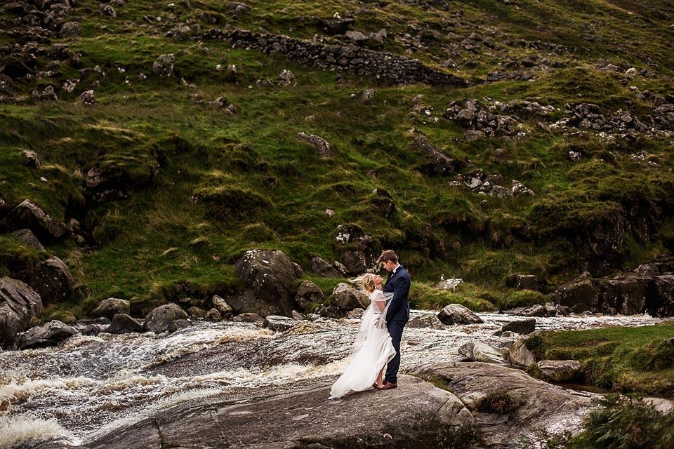 pomysł na sesje ślubną irlandia