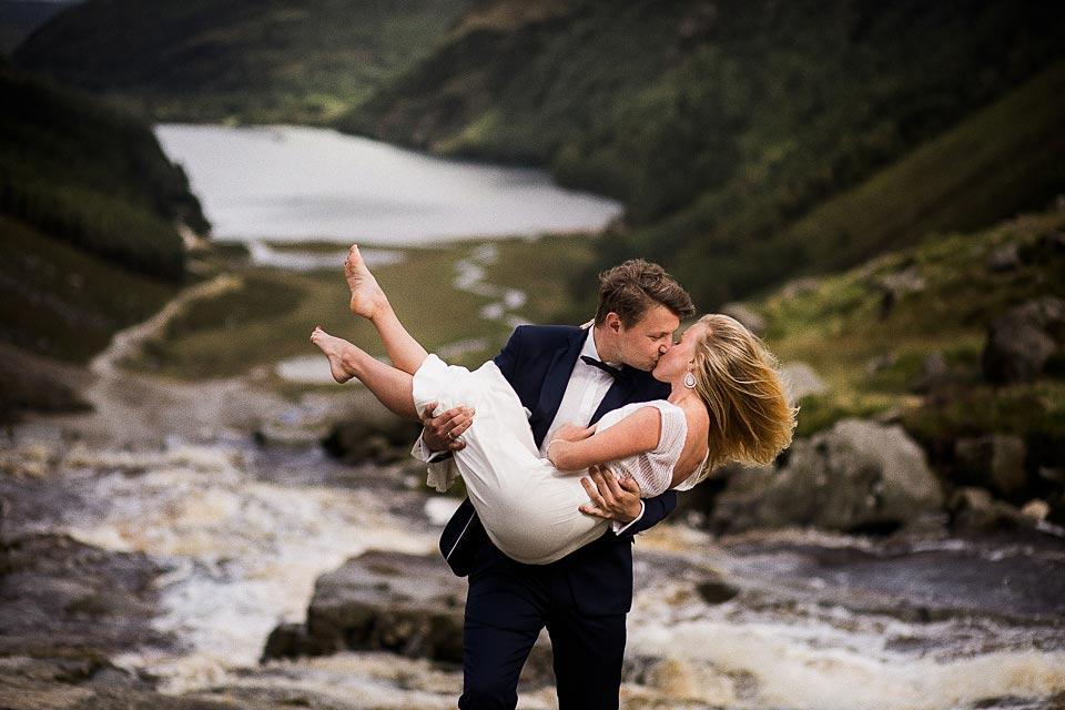 czy irlandia to dobre miejsce na sesje ślubną