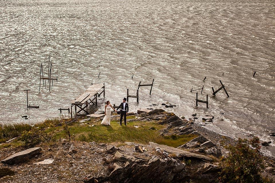 sesja ślubna w szwecji