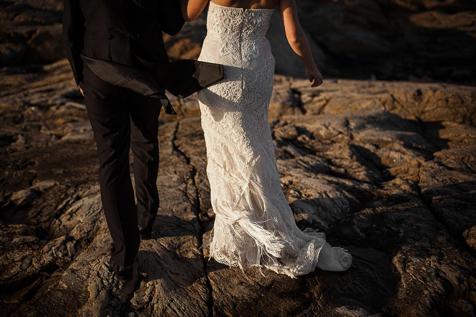 suknia ślubna z lat 20