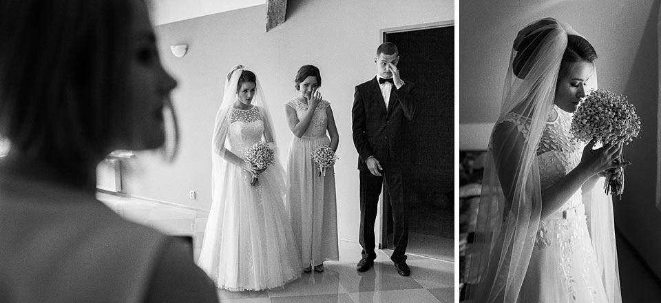 emocje przed ślubem
