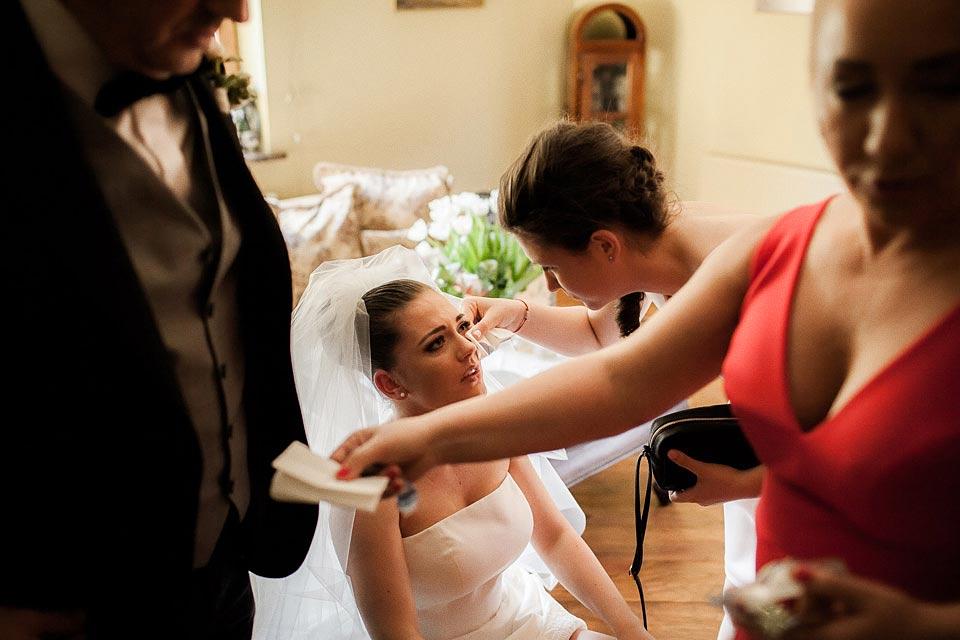 ciekawa fotografia ślubna