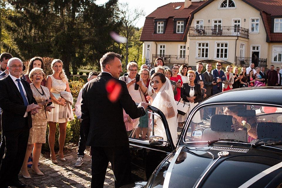 Luboradza piekne miejsce na ślub i wesele