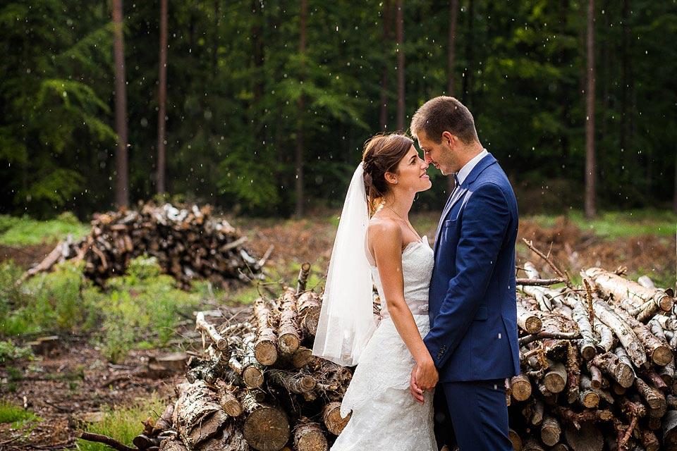 Sesja ślubna w Szczecinku