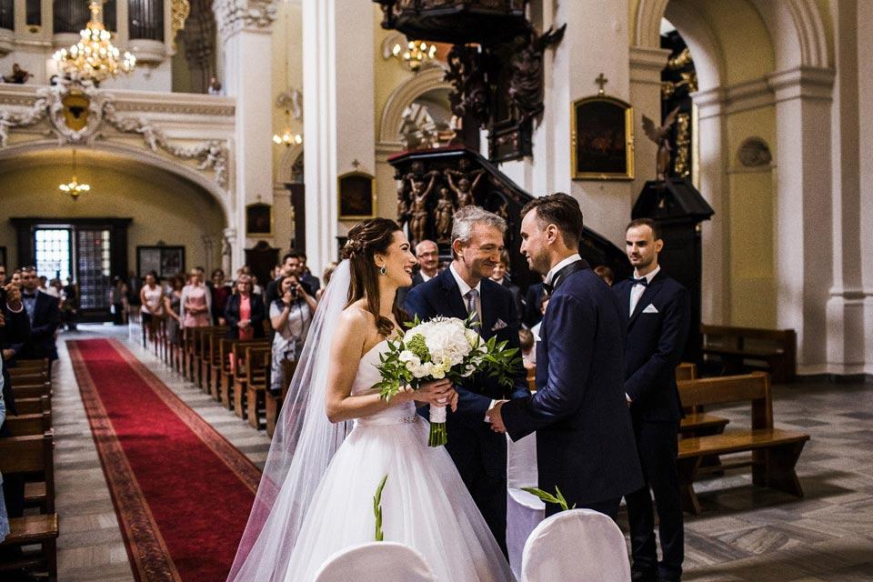ślub w Lesznie