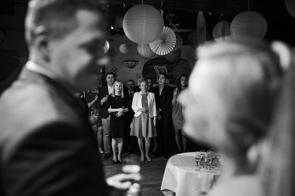 wesele w irlandzkim stylu