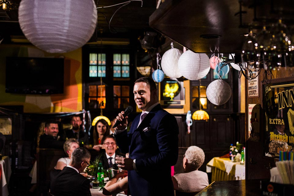 Wesele w Irish Pub w Szczecinie