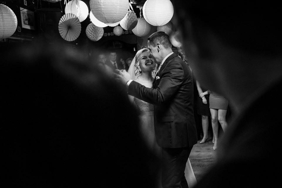 pierwszy taniec podczas wesela