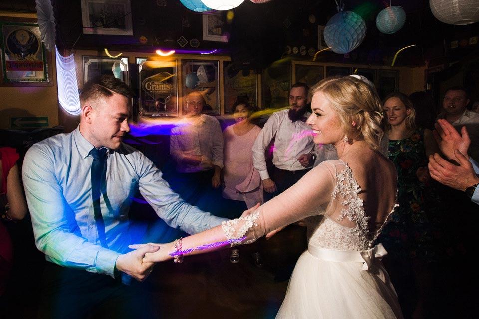 impreza weselna w irish pub