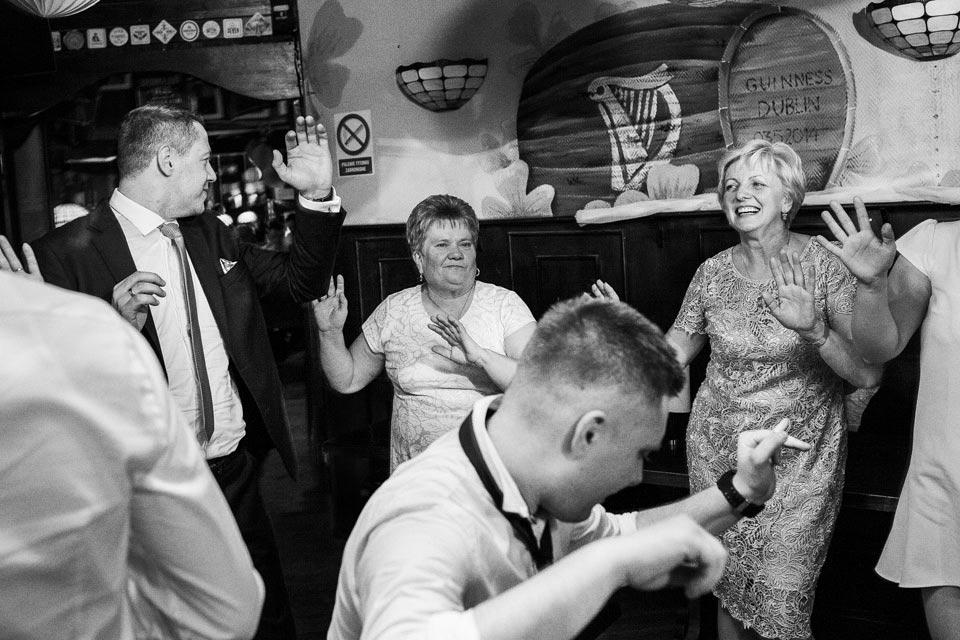 mocne zdjęcia z wesela